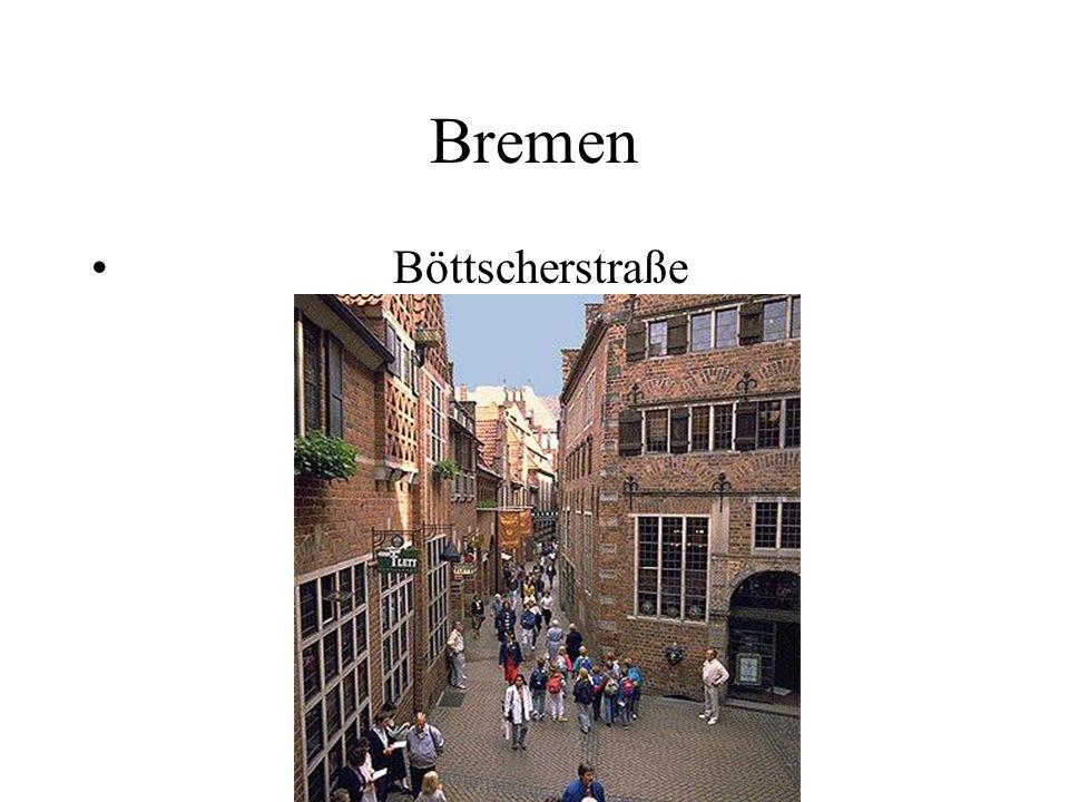 Bremen Böttscherstraße