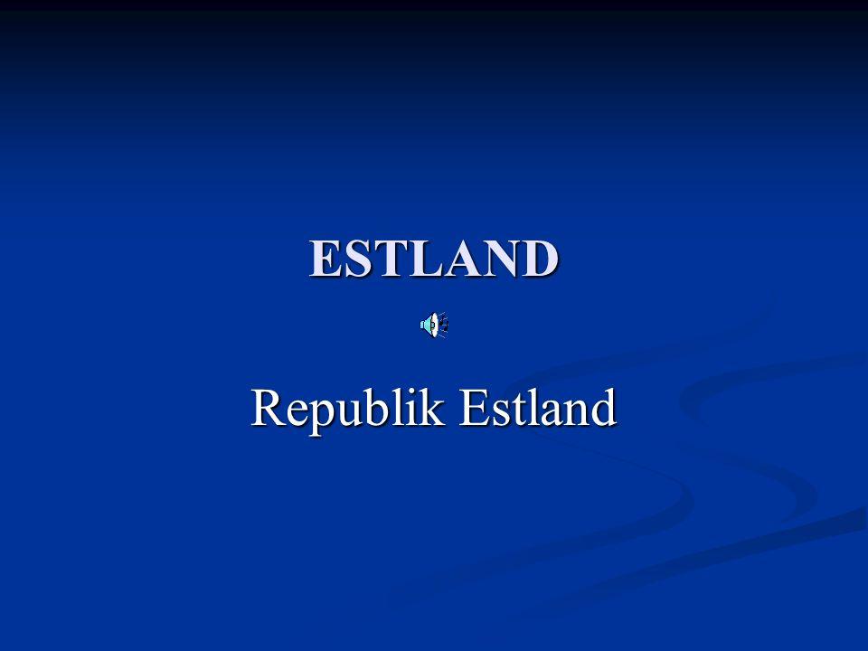 ESTLAND Republik Estland
