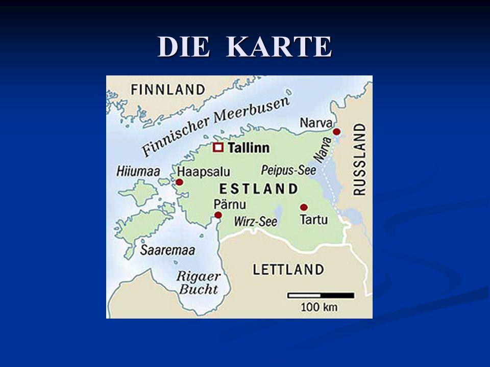 Estland (estnisch Eesti) ist ein Staat in Nordeuropa und das nördlichste Land des Baltikums.