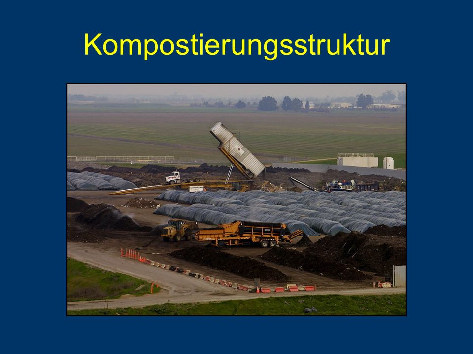 Kompostierungsstruktur