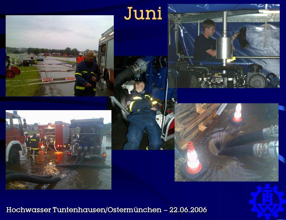 Juni Hochwasser Tuntenhausen/Ostermünchen – 22.06.2006