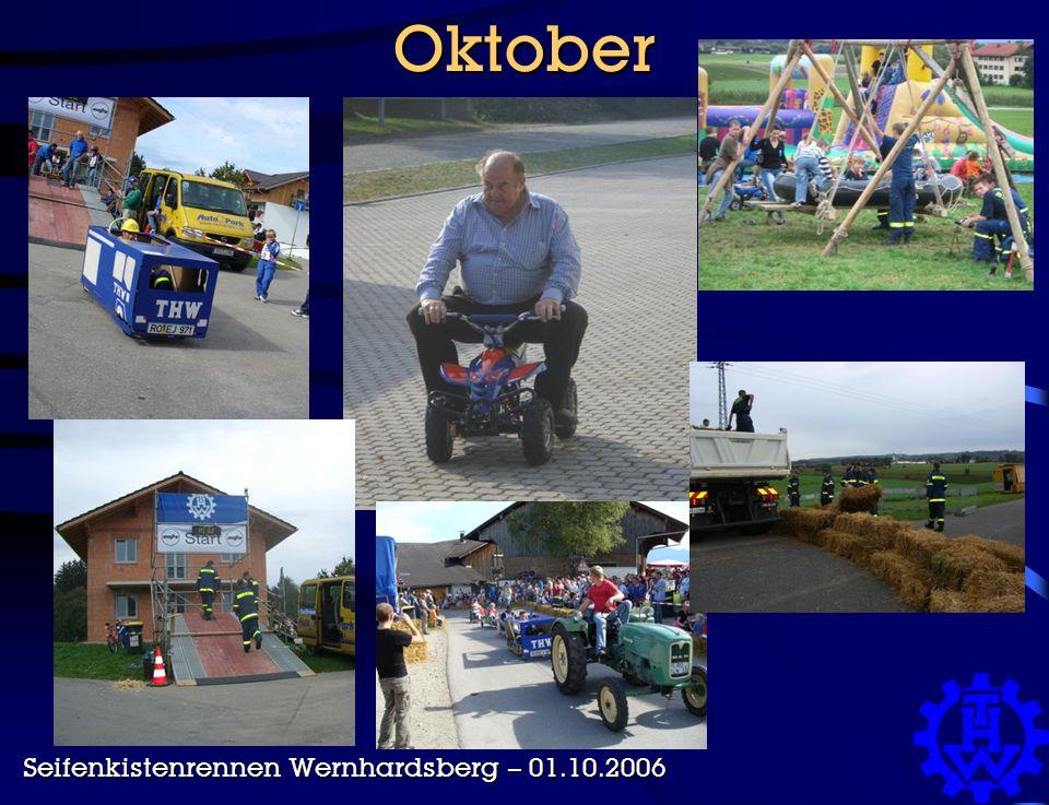 Oktober Seifenkistenrennen Wernhardsberg – 01.10.2006