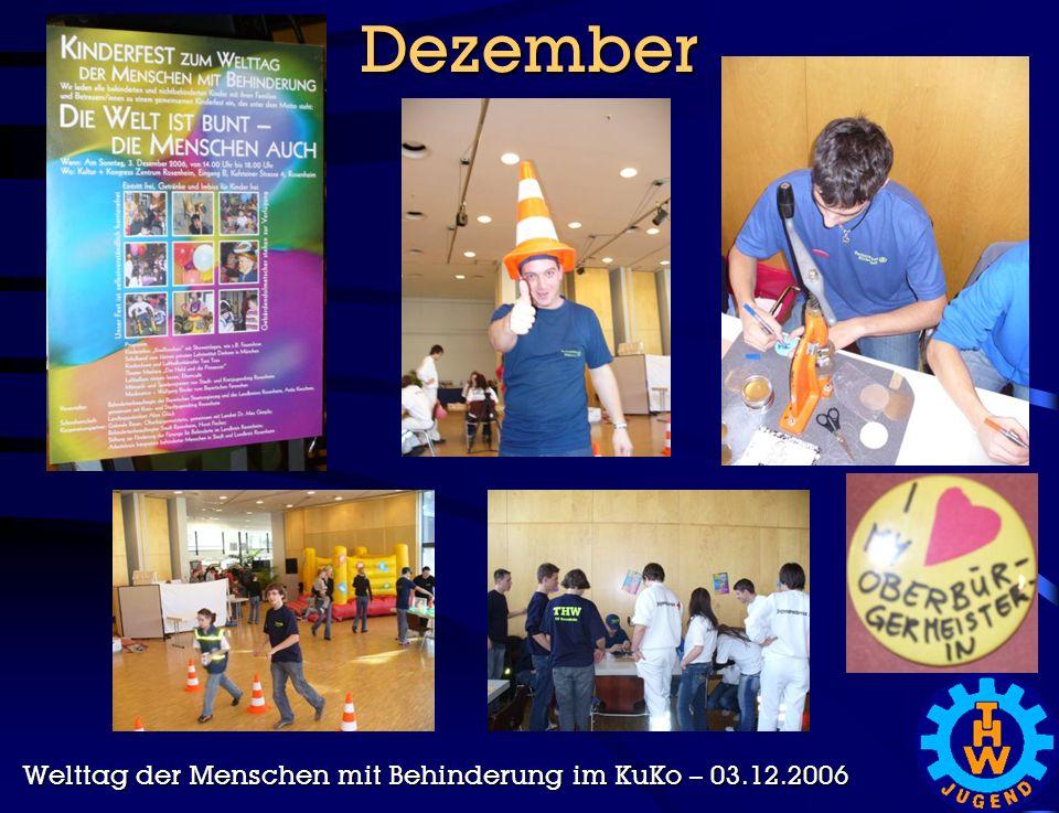 Dezember Welttag der Menschen mit Behinderung im KuKo – 03.12.2006