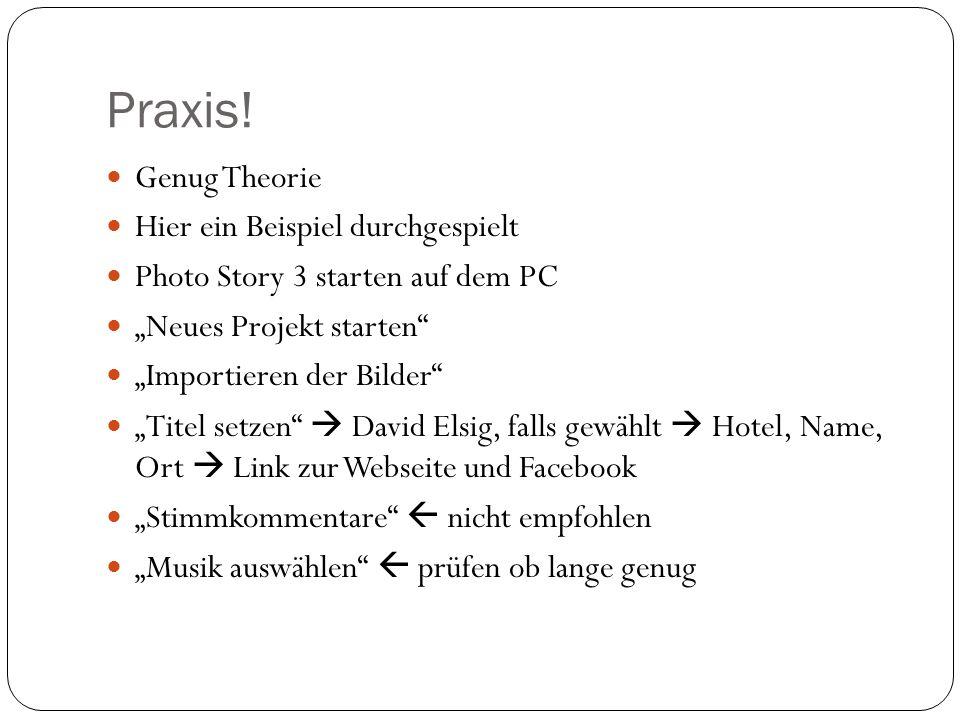 Praxis.