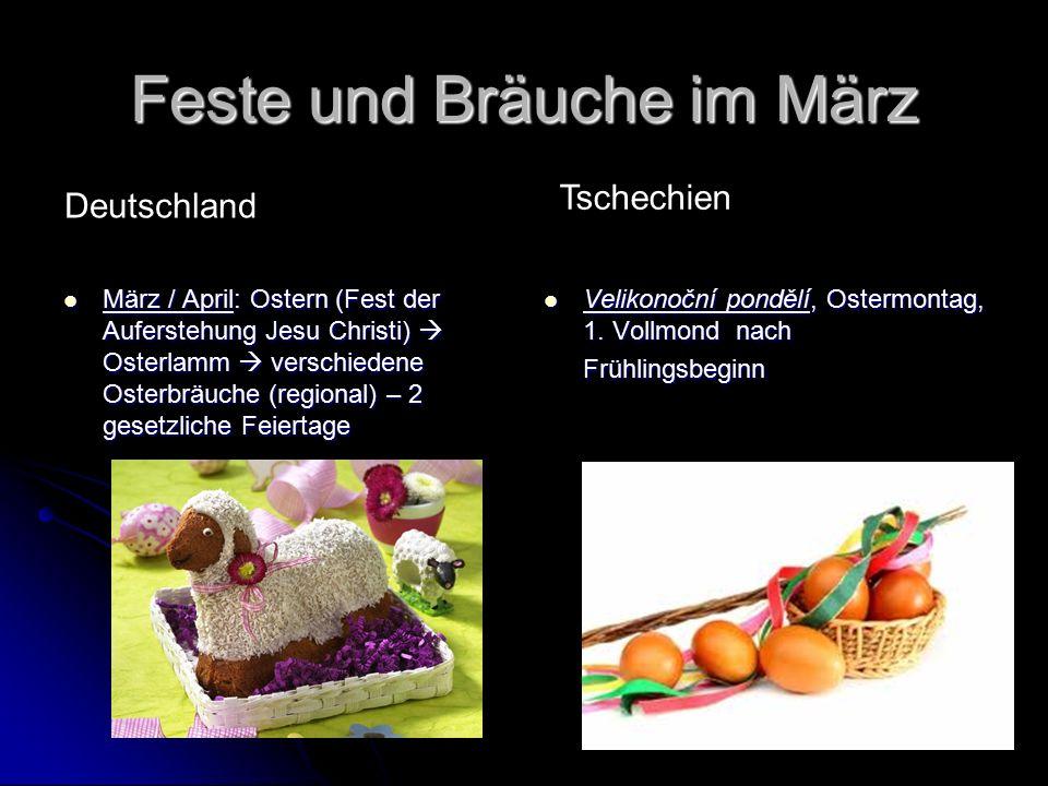 """Feste und Bräuche im April 1.April: Aprilscherze / """"jemanden in den April schicken 1."""