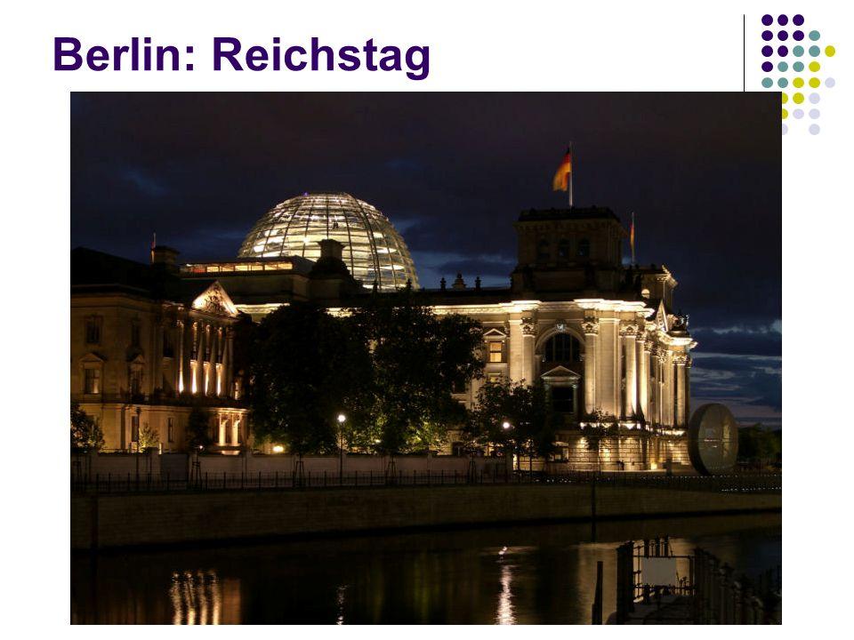 Berlin: Reichstag