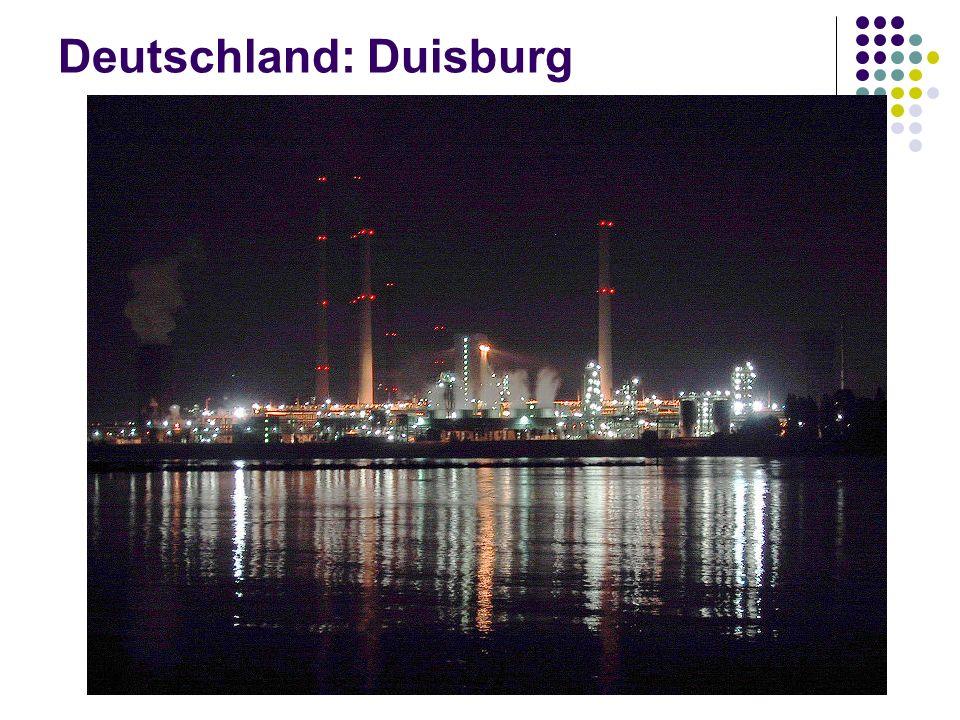 Deutschland: Duisburg