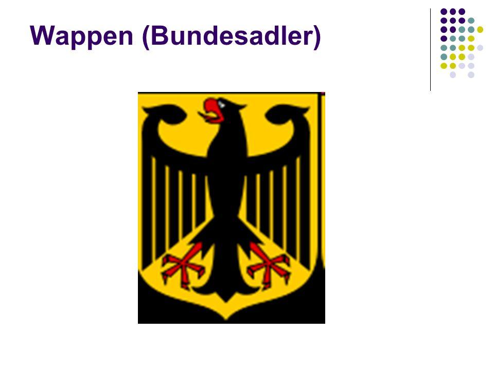Wappen (Bundesadler)