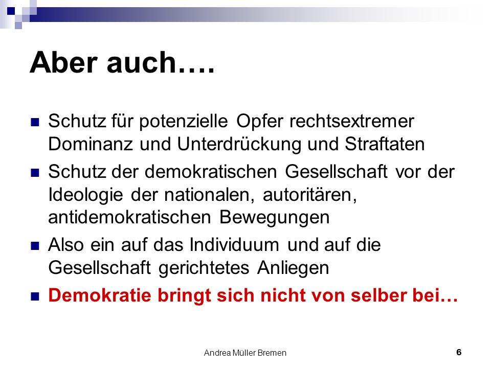 Andrea Müller Bremen6 Aber auch….