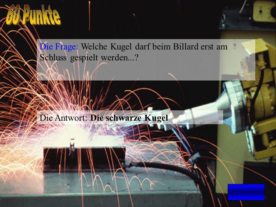 Die Frage: Wie heisst das Spektakel das einmal im Jahr am Deutschen Eck stattfindet...