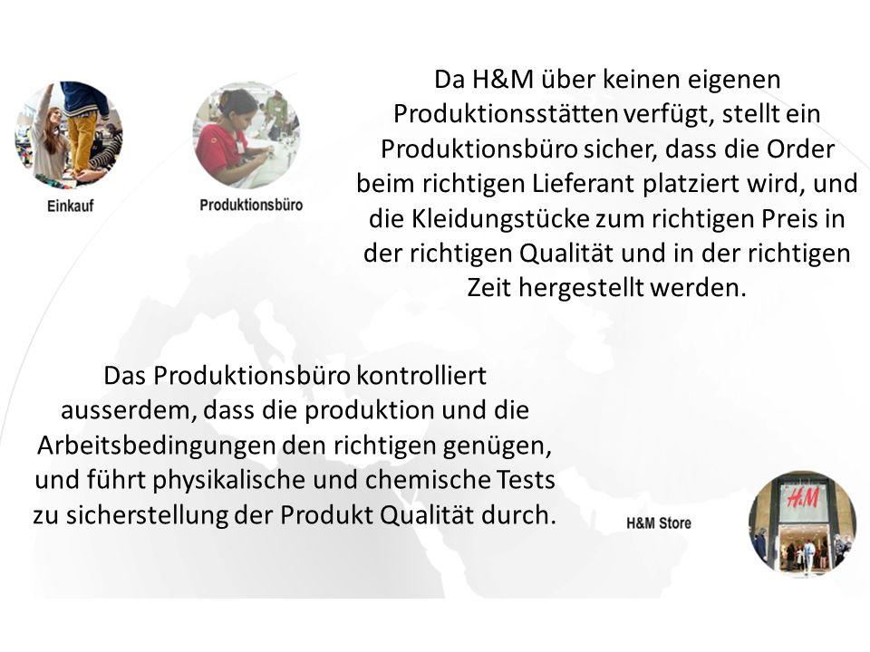 Wir arbeiten gemeinsam mit den Lieferanten, daran die Produktionszeit für den Kunden zu verkürzen und gewährleisten Warenpflege wäre das gesamte Prozesses.