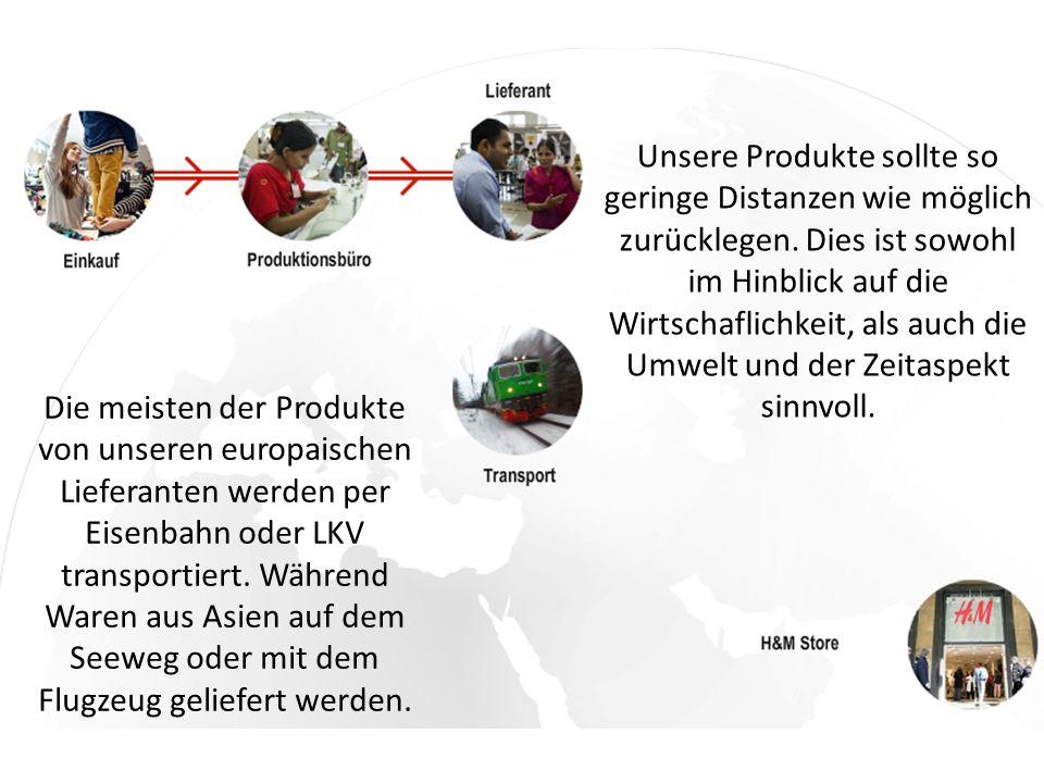 Im Laufe des Verteilung Prozesses durchlaufen alle Waren ein DC, in dem die Waren wieder aufgenommen wird.
