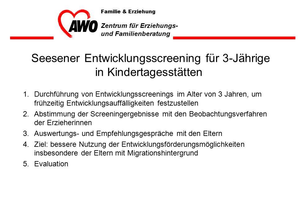 Familie & Erziehung Zentrum für Erziehungs- und Familienberatung