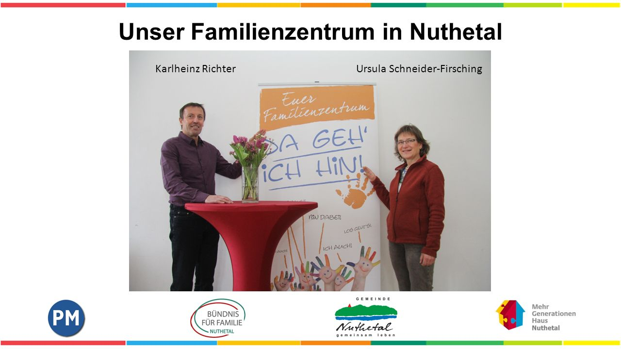 Unser Familienzentrum in Nuthetal Karlheinz RichterUrsula Schneider-Firsching