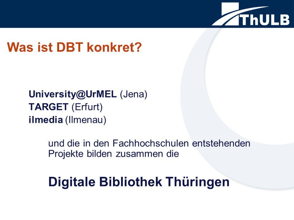 Was ist DBT konkret.