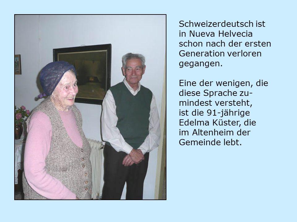 Das Altenheim feiert 2009 sein 100-jähriges Bestehen.
