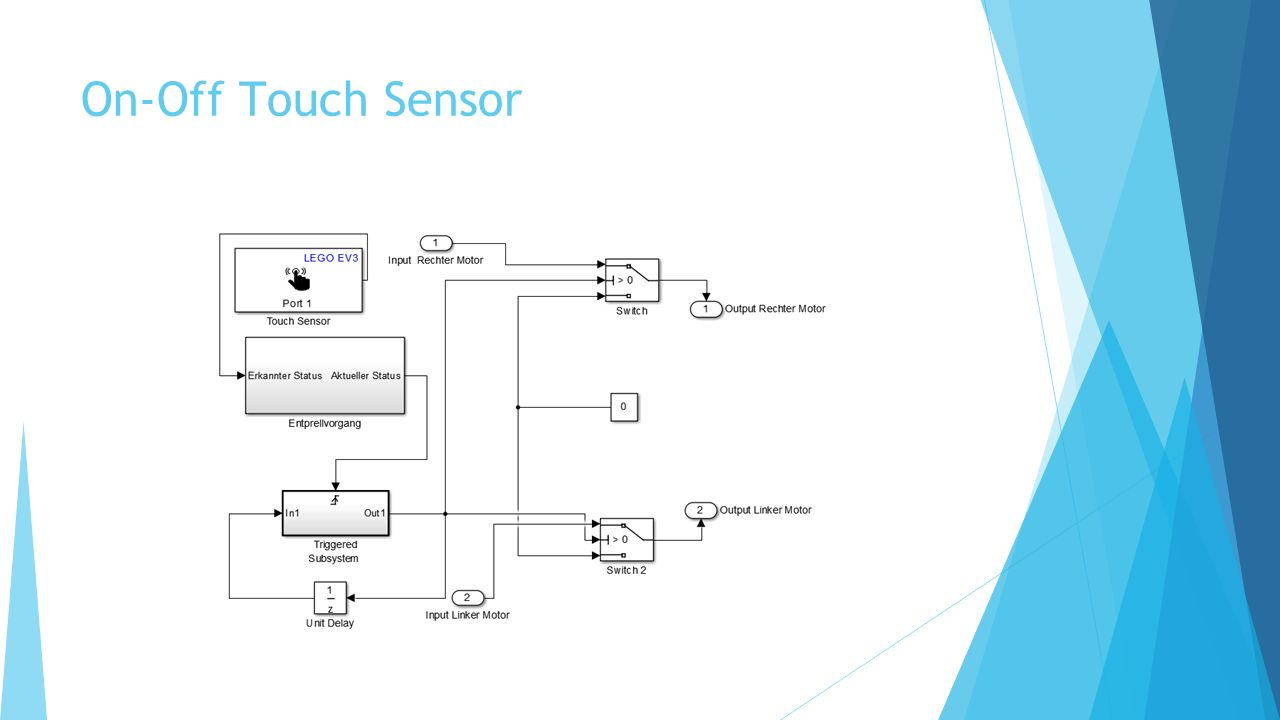 On-Off Touch Sensor