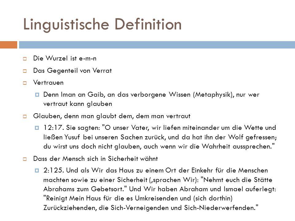 Linguistische Definition  7:97.