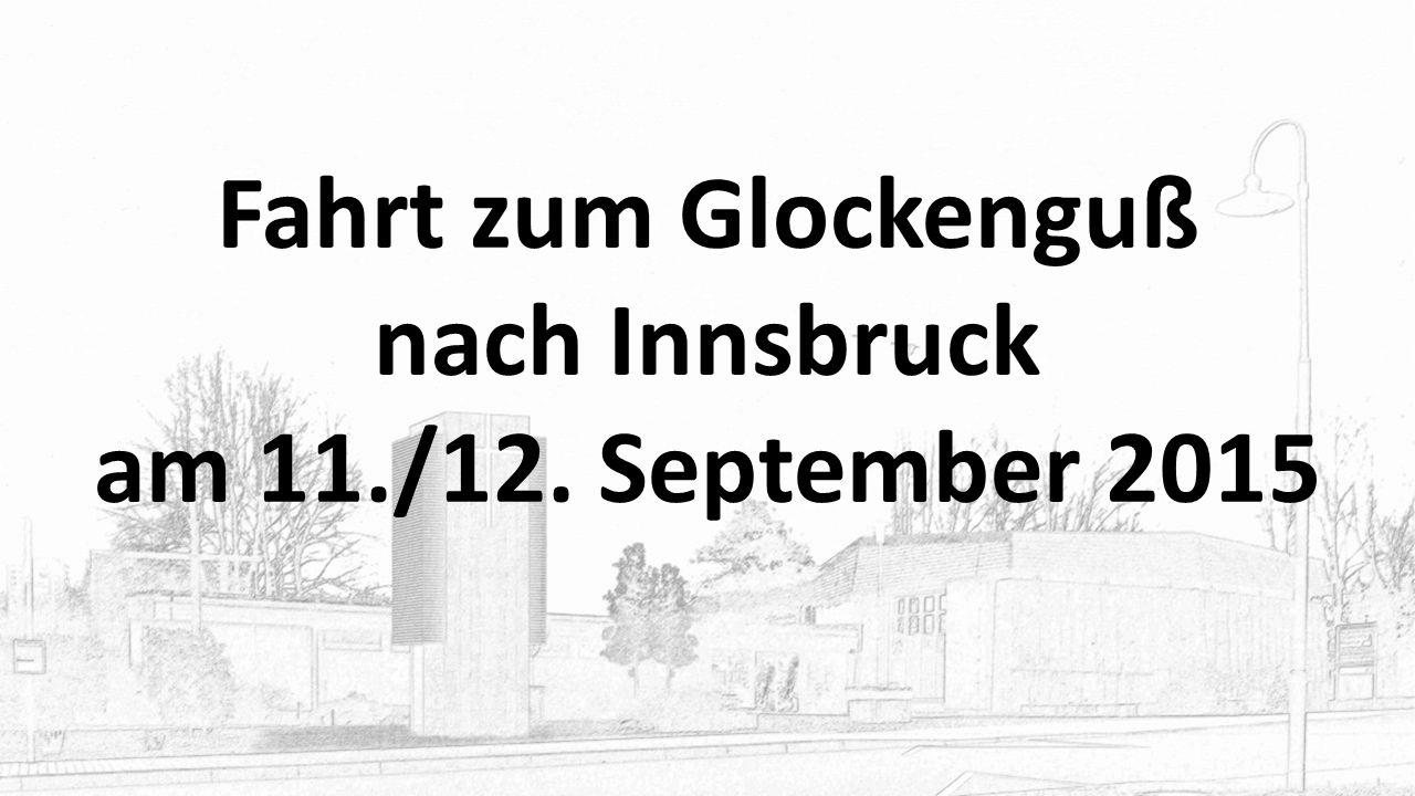 """Modelle der Glocken hergestellt von Matthias Heck, Silberschmied Große Glocke: """"Kirche ist nur Kirche, wenn sie für andere da ist."""" -> Symbol: Tor - F"""
