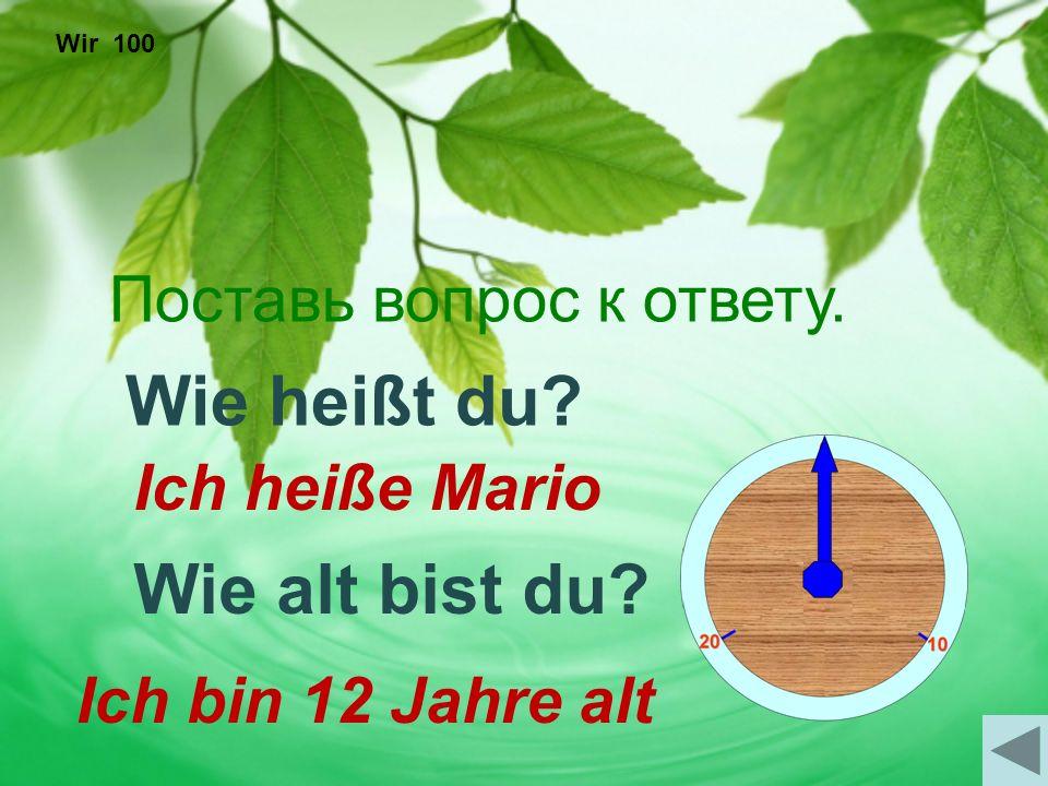 1Frage 200 Wir Karin mag Mathematik, Geschichte und Sport.