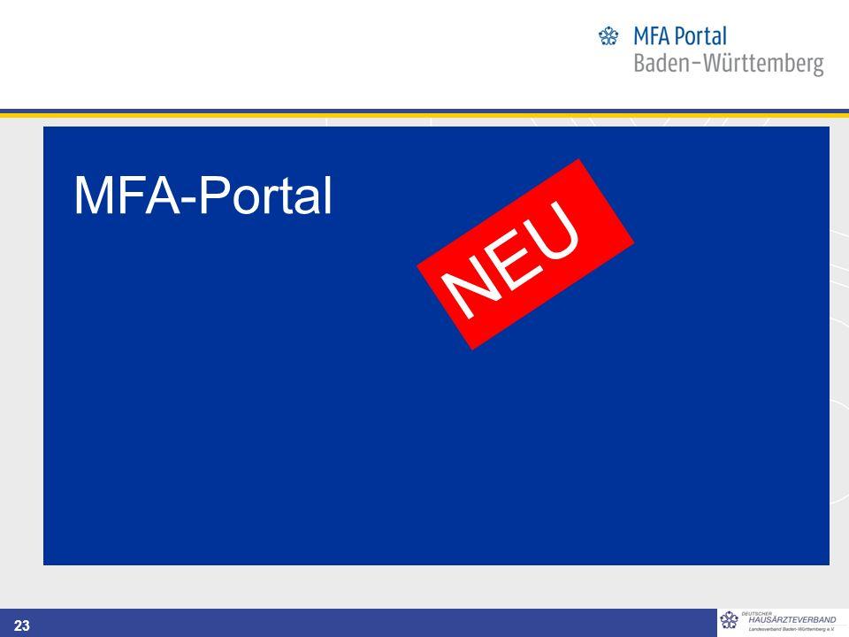 23 MFA-Portal NEU