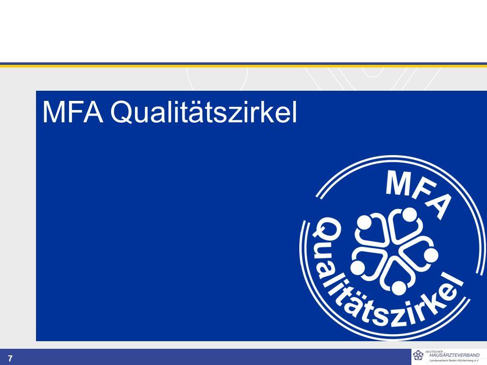 7 MFA Qualitätszirkel