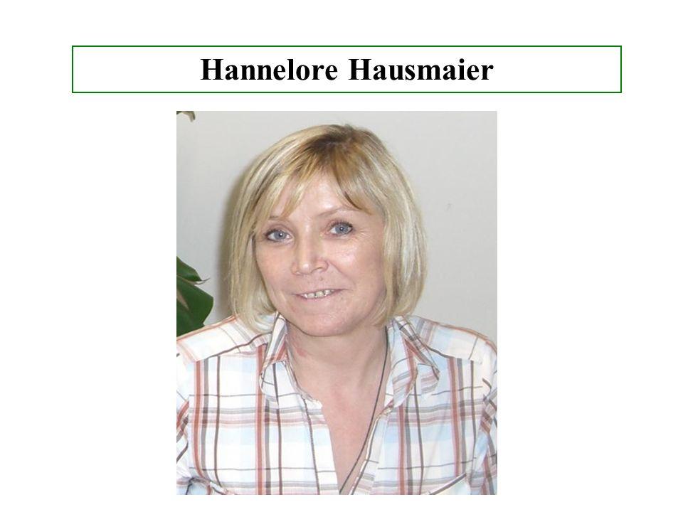 Hannelore Hausmaier