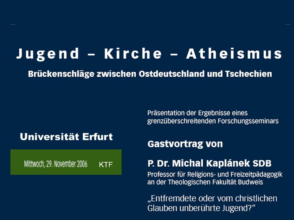 KTF Universität Erfurt