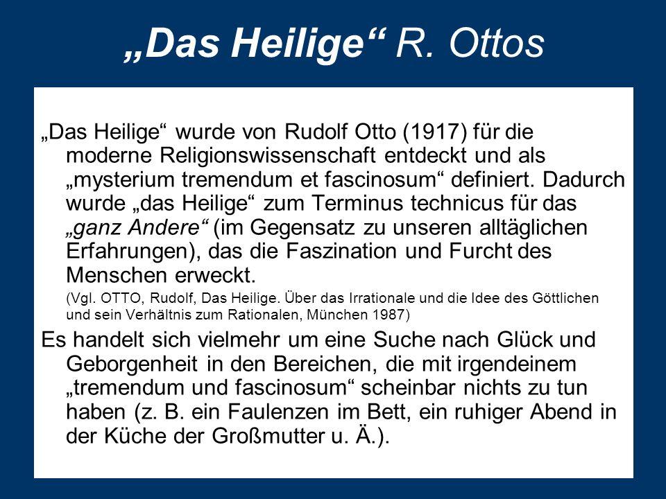 """""""Das Heilige der Jugend von heute Die Ausstellung """"Heiliges unterwegs (Aachen 1993): """"Mein,Heiligtum': ein Foto von meinem Stiefvater."""