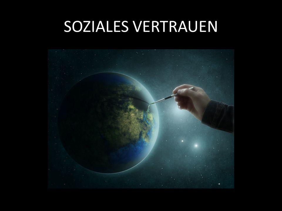 SOZIALES VERTRAUEN