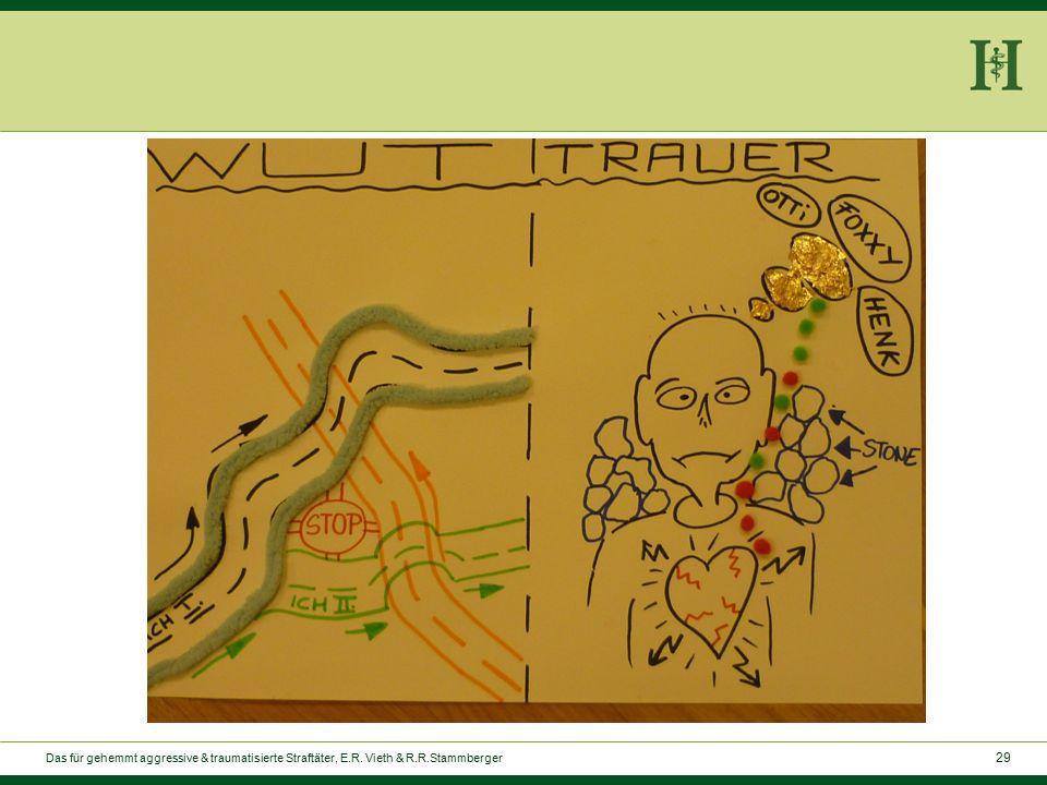 29 Das für gehemmt aggressive & traumatisierte Straftäter, E.R. Vieth & R.R.Stammberger