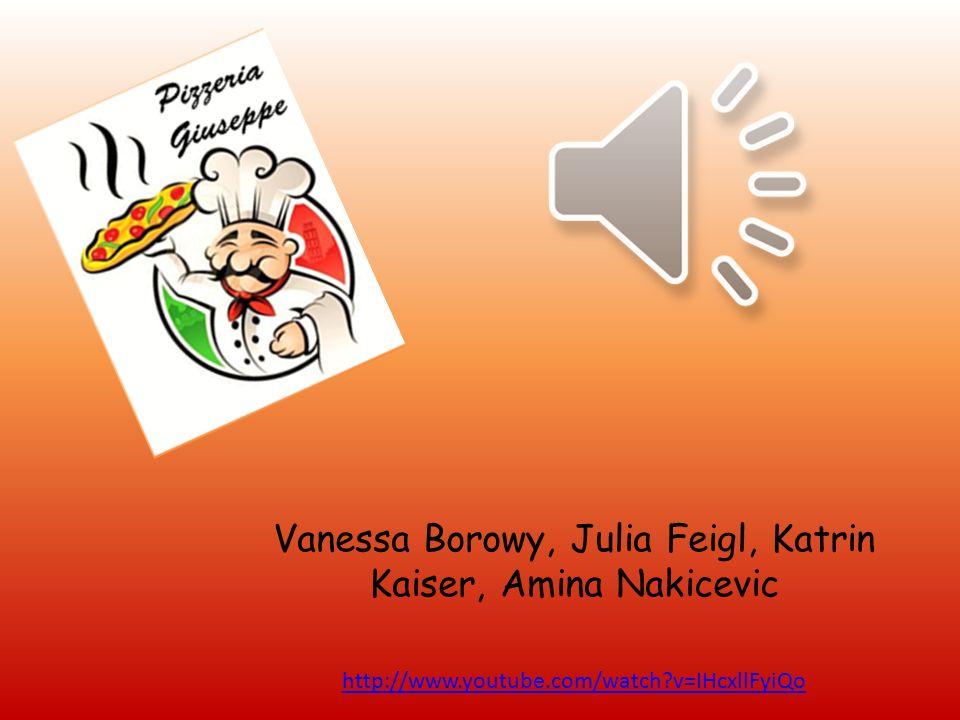 Mini-Üfa Pizzeria Giuseppe 2BK/1 BPQC IMST-Projekt: Schultypenübergreifendes Bewerbungstraining bei einer Mini-Üfa