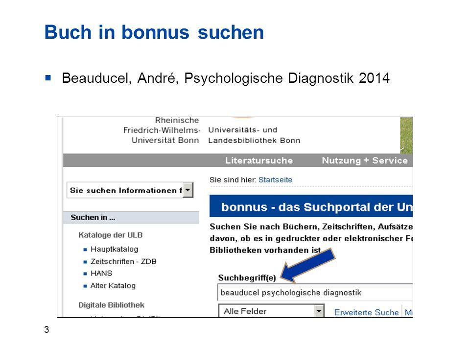 14 Übersicht nach Fachgebieten >> Psychologie