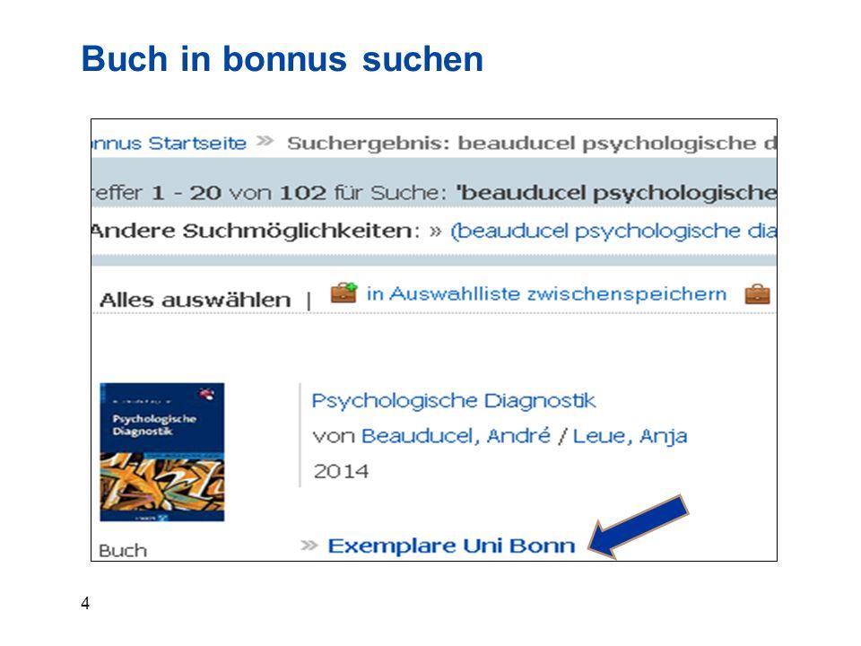 15 Psychologie >> TOP-Datenbanken