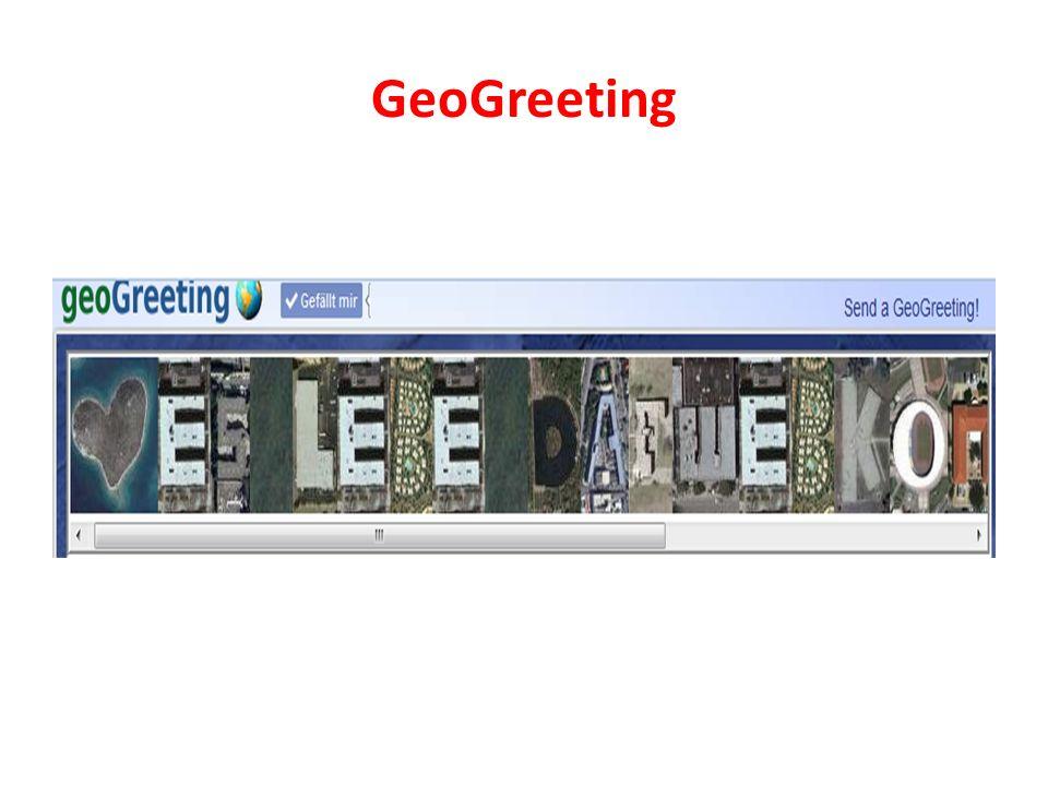 GeoGreeting