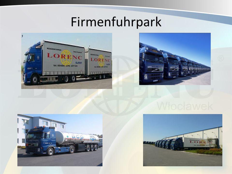 Firmenfuhrpark