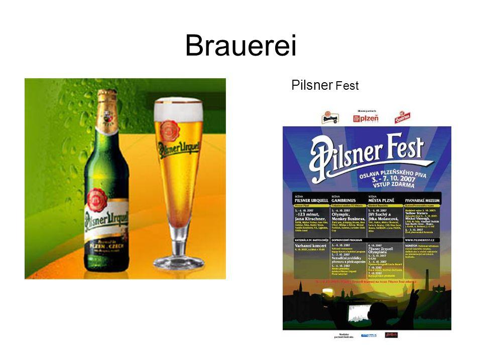Brauerei Pilsner Fest