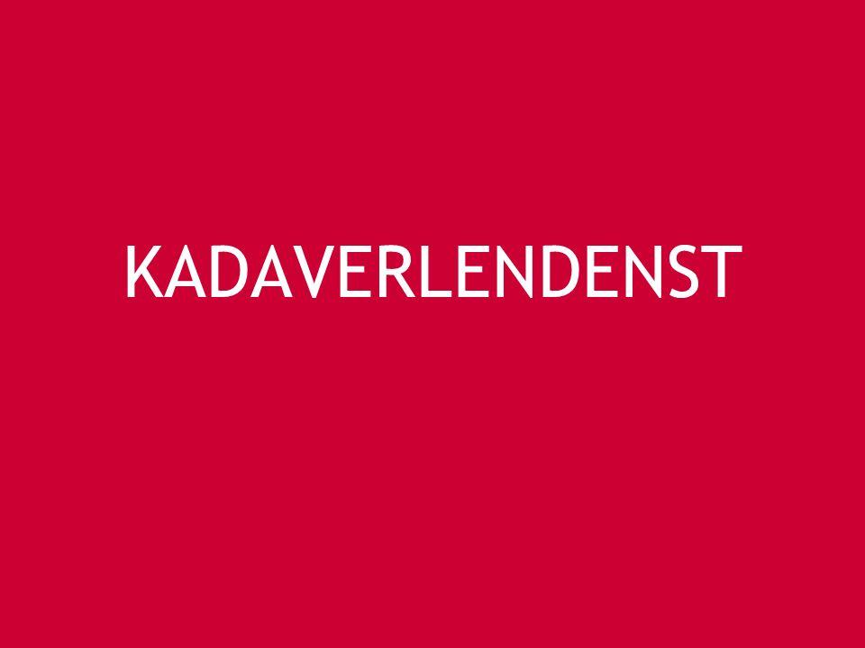 KADAVERLENDENST