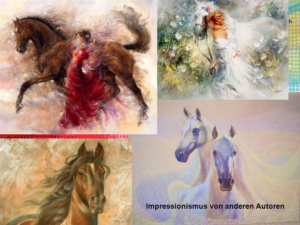Impressionismus von anderen Autoren
