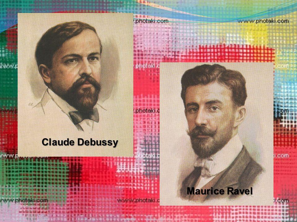 Claude Debussy Maurice Ravel Maurice Ravel