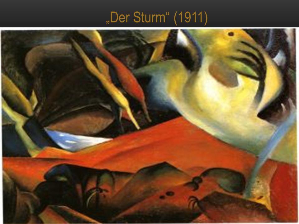 """""""Der Sturm (1911)"""
