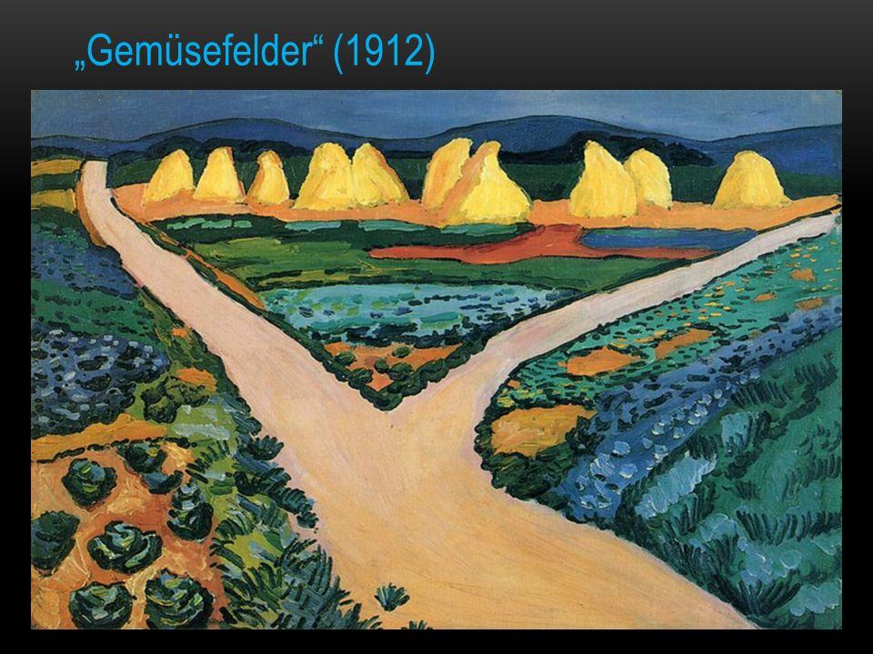 """""""Gemüsefelder (1912)"""