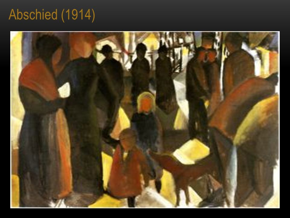 Abschied (1914)