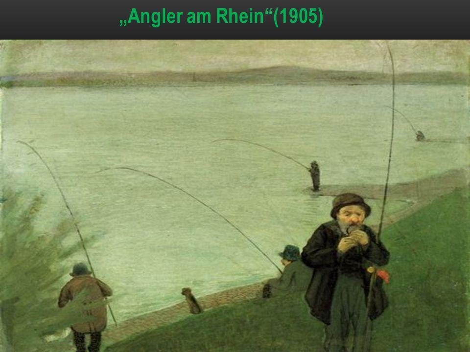 Am Rhein bei Hersel(1908)