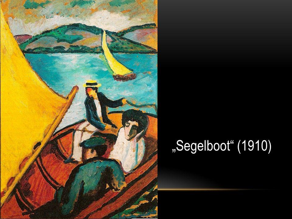 """""""Segelboot (1910)"""