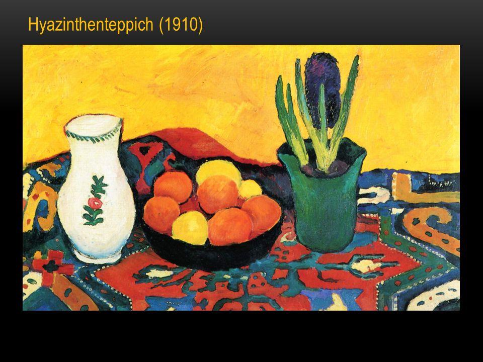 Hyazinthenteppich (1910)