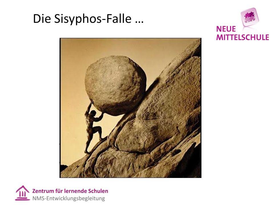 Die Sisyphos-Falle …