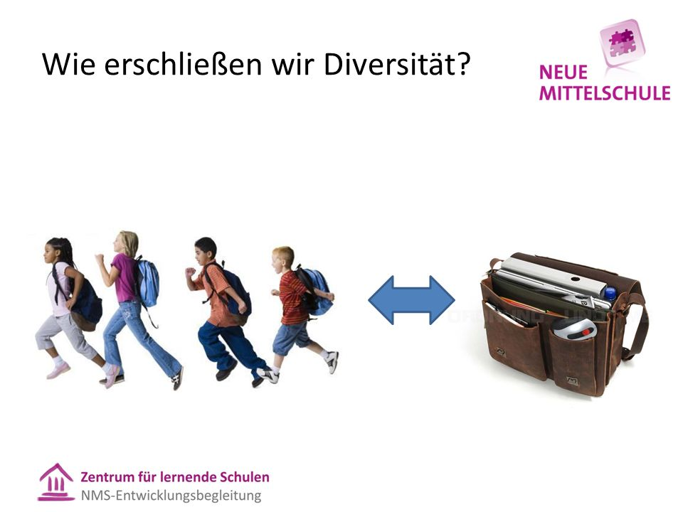 Wie erschließen wir Diversität?