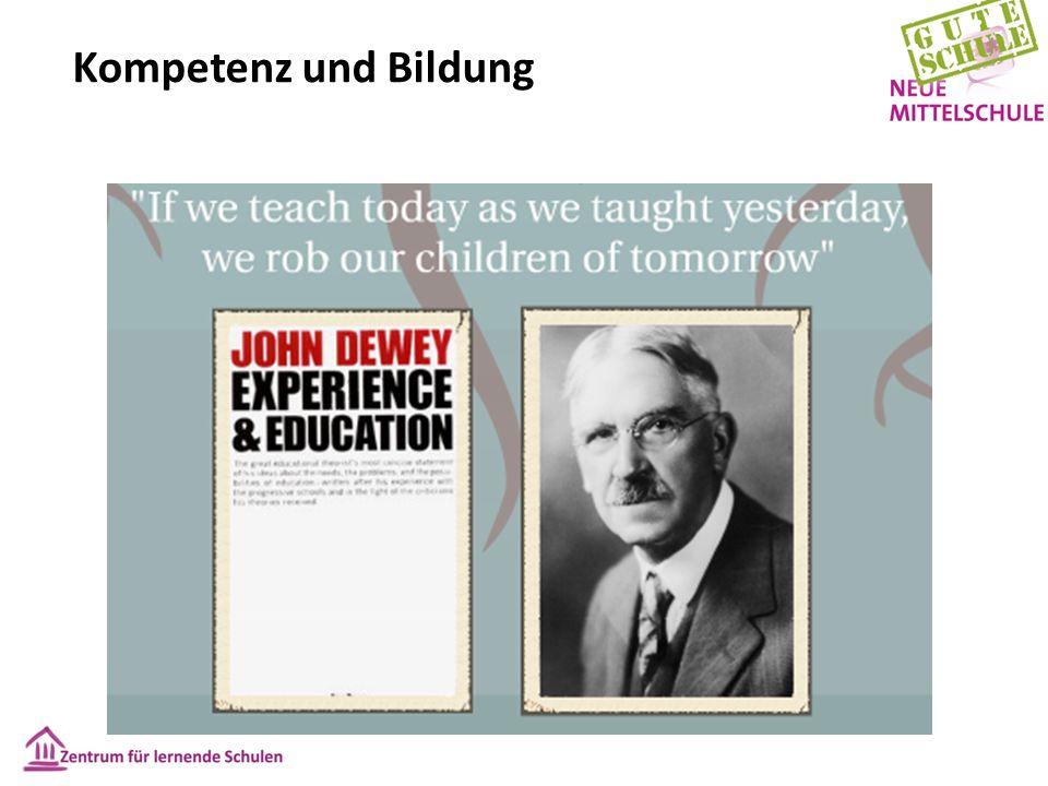 Kompetenz und Bildung