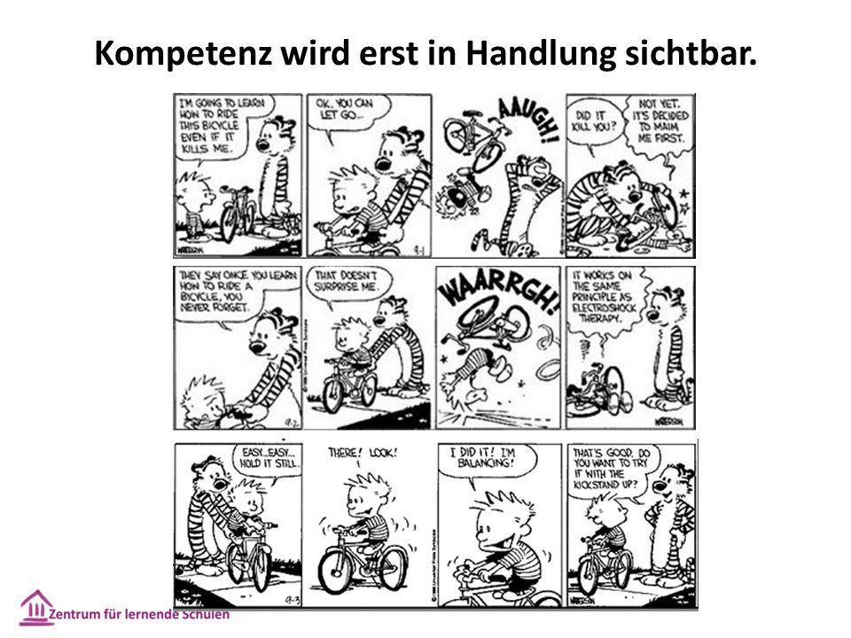 """Auf den Spuren des Kompetenzbegriffs """"Der 'Kompetenzbegriff' ist keineswegs 'vogelfrei', d."""